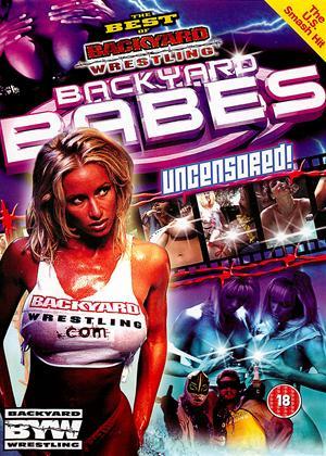 Rent Backyard Babes Online DVD Rental