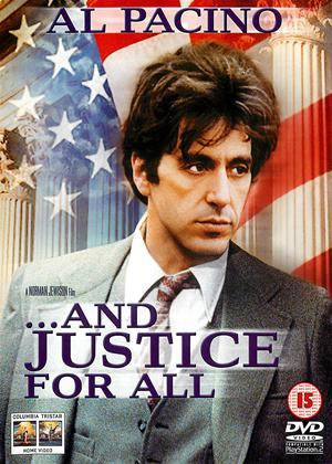 And Justice for All Online DVD Rental