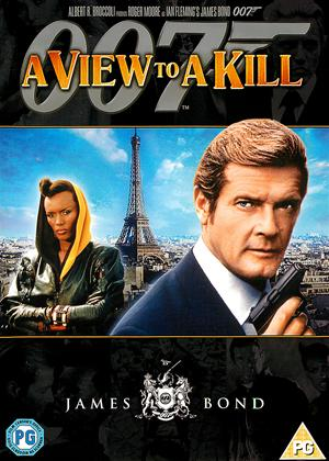 James Bond: A View to A Kill Online DVD Rental