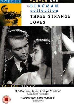Rent Three Strange Loves (aka Törst) Online DVD Rental
