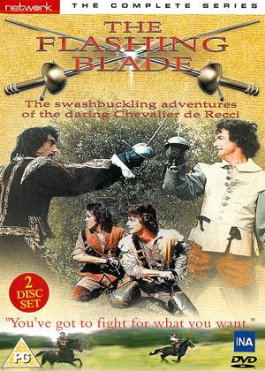 Flashing Blade: Series Online DVD Rental