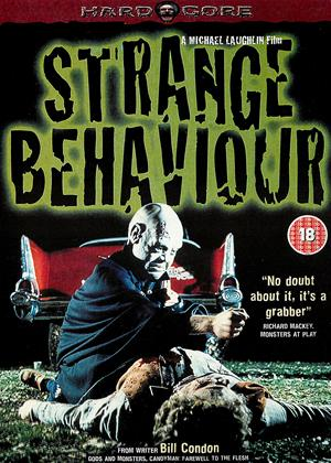 Strange Behaviour Online DVD Rental