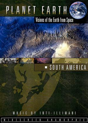 Planet Earth: Visions of the Earth from Space: South America Online DVD Rental