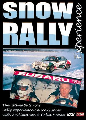 Snow Rally Experience Online DVD Rental