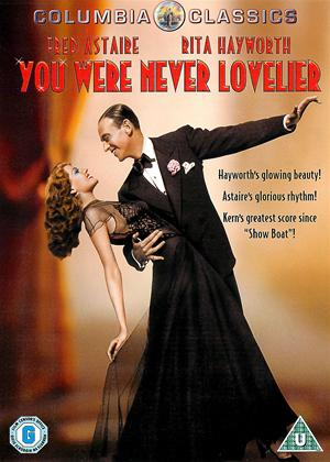 Rent You Were Never Lovelier Online DVD Rental
