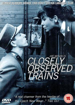 Closely Observed Trains Online DVD Rental