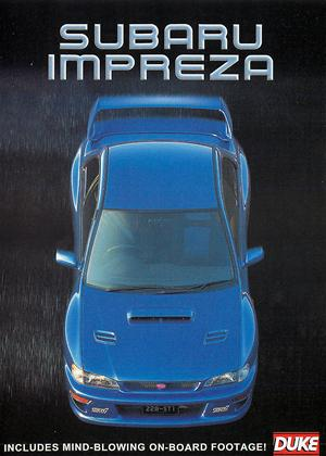 Rent The Subaru Impreza Story Online DVD Rental
