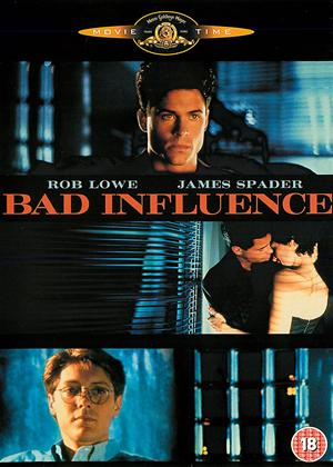 Bad Influence Online DVD Rental