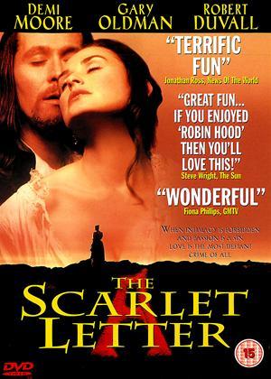 The Scarlet Letter Online DVD Rental