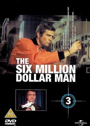 The Six Million Dollar Man: Vol.3 Online DVD Rental