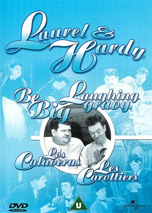 Laurel and Hardy: Be Big! / Laughing Gravy Online DVD Rental