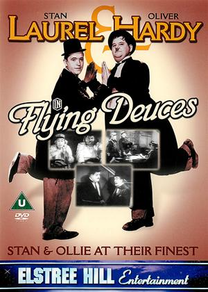 Laurel and Hardy: The Flying Deuces Online DVD Rental