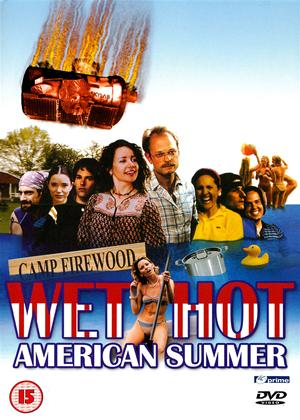 Rent Wet Hot American Summer Online DVD Rental