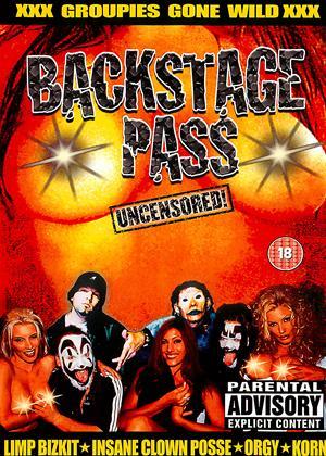 Rent Backstage Pass Online DVD Rental