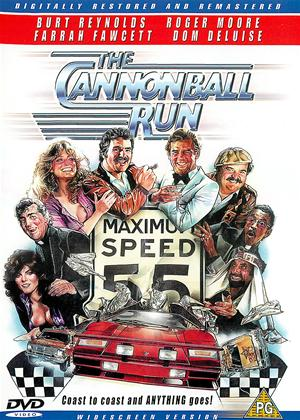 The Cannonball Run Online DVD Rental