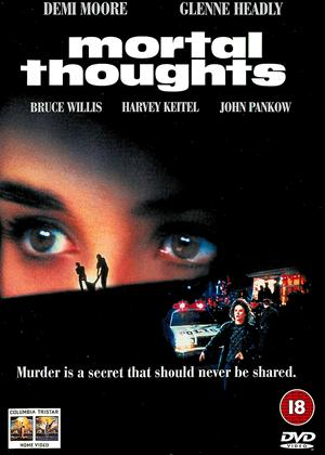 Mortal Thoughts Online DVD Rental