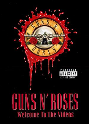 Guns N' Roses: Welcome to the Videos Online DVD Rental