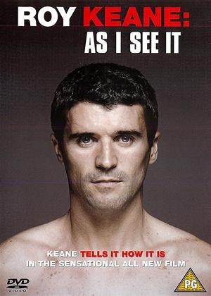 Roy Keane: As I See It Online DVD Rental
