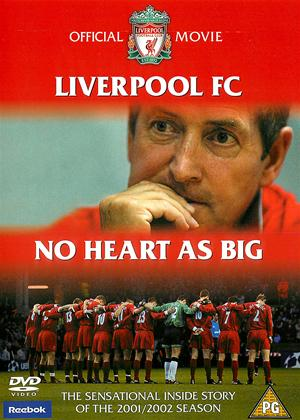 Liverpool FC: No Heart as Big Online DVD Rental