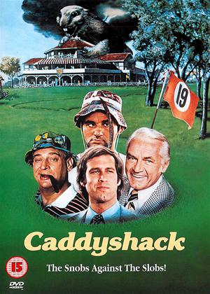 Rent Caddyshack Online DVD Rental