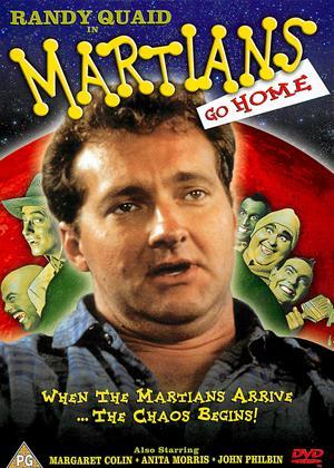 Rent Martians Go Home Online DVD Rental