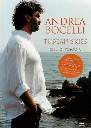 Rent Andrea Bocelli: Tuscan Skies Online DVD Rental