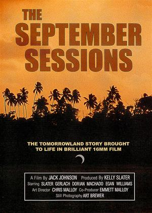 Jack Johnson: The September Sessions Online DVD Rental