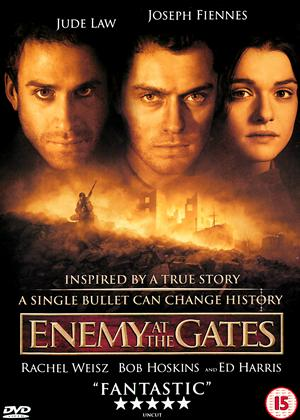 Rent Enemy at the Gates Online DVD Rental