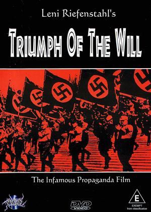 Triumph of the Will Online DVD Rental