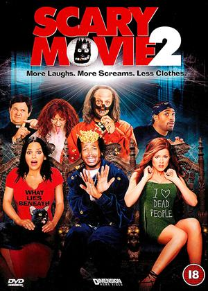 Rent Scary Movie 2 Online DVD Rental