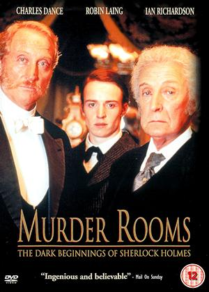 Murder Rooms: The Dark Beginnings of Sherlock Holmes Online DVD Rental