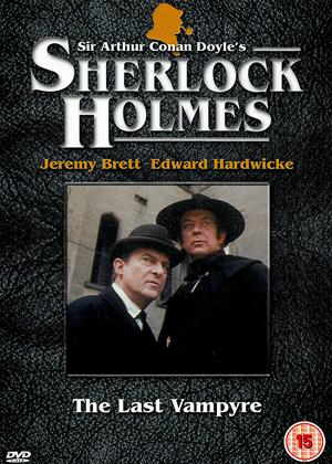 Rent Sherlock Holmes: The Last Vampyre Online DVD Rental