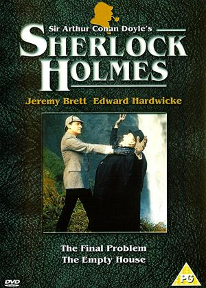 Sherlock Holmes: The Final Problem / The Empty House Online DVD Rental