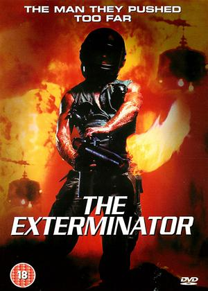 The Exterminator Online DVD Rental