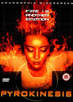 Pyrokinesis Online DVD Rental
