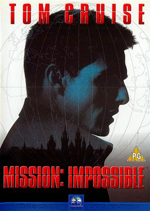 Rent Mission Impossible Online DVD Rental