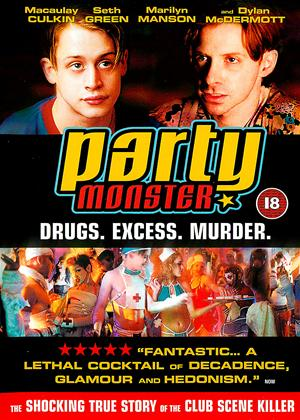 Party Monster Online DVD Rental
