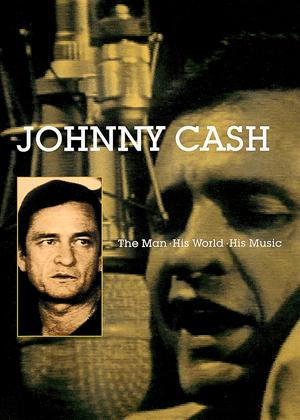 Johnny Cash: The Man, His World, His Music Online DVD Rental