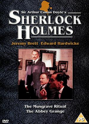 Rent Sherlock Holmes: The Musgrave Ritual / The Abbey Grange Online DVD Rental