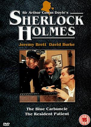 Sherlock Holmes: The Blue Carbuncle / The Resident Patient Online DVD Rental