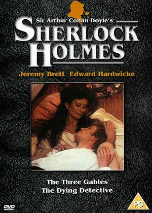 Rent Sherlock Holmes: The Three Gables / The Dying Detective Online DVD Rental