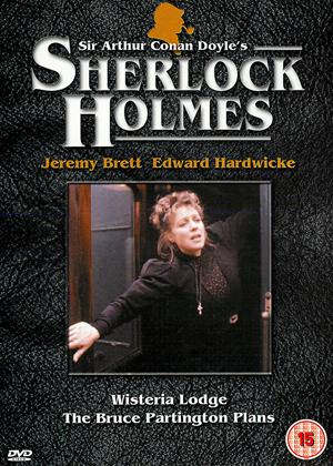 Sherlock Holmes: Wisteria Lodge / Bruce Partington Plans Online DVD Rental