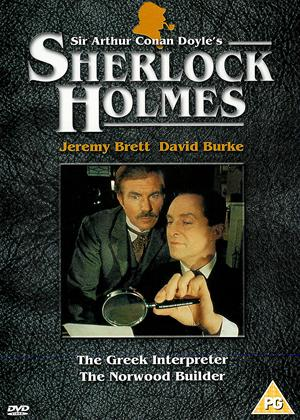 Sherlock Holmes: The Greek Interpreter / The Norwood Builder Online DVD Rental