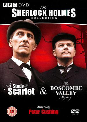 Rent Sherlock Holmes: A Study in Scarlet / The Boscombe Valley Mystery Online DVD Rental