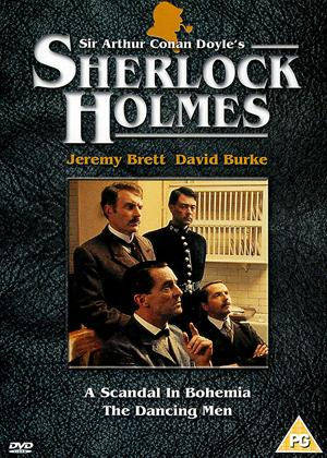 Sherlock Holmes: A Scandal in Bohemia / The Dancing Men Online DVD Rental