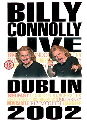 Rent Billy Connolly: Live 2002 Online DVD Rental
