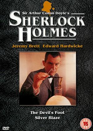 Sherlock Holmes: The Devil's Foot / Silver Blaze Online DVD Rental
