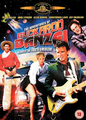 Rent The Adventures of Buckaroo Banzai Across the 8th Dimension Online DVD Rental