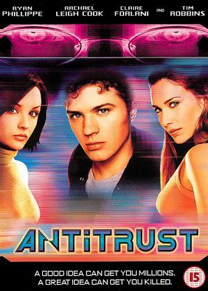 Rent Antitrust Online DVD Rental