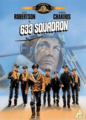 633 Squadron Online DVD Rental